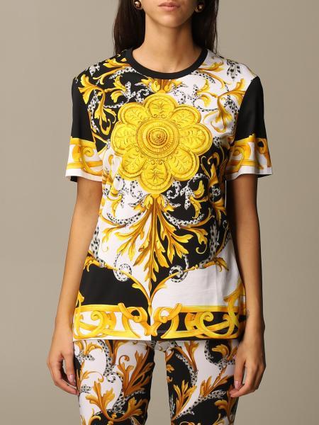 T-shirt femme Versace