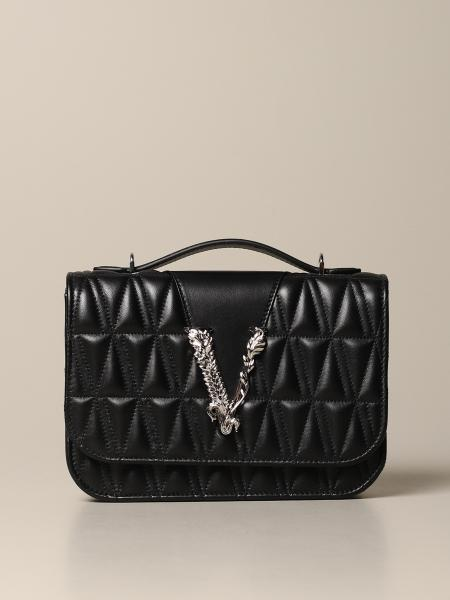 Shoulder bag women Versace