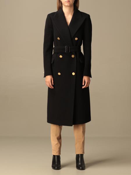 Classic Tagliatore double-breasted coat