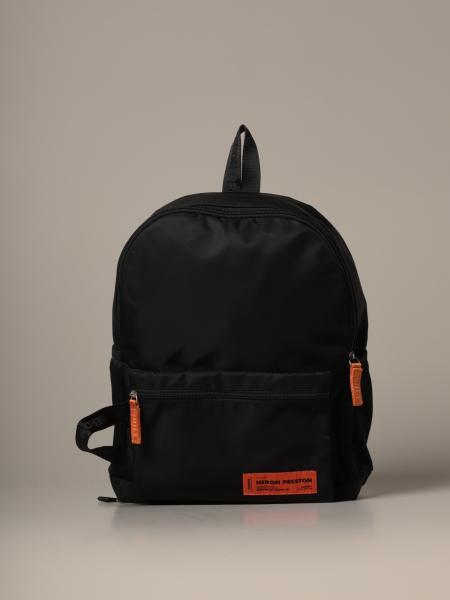 Heron Preston backpack in nylon with logo