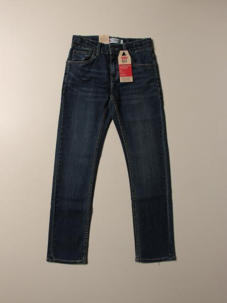 Jeans 511 slim Levi's in denim stretch