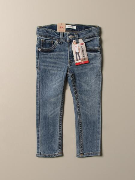 Jeans 510 skinny Levi's in denim stretch