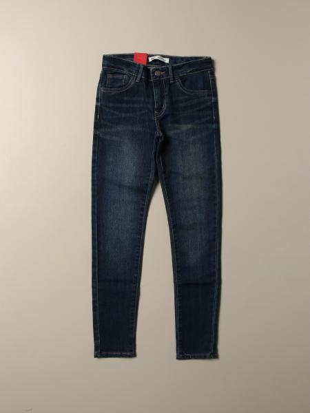 Jeans super skinny Levi's in denim used