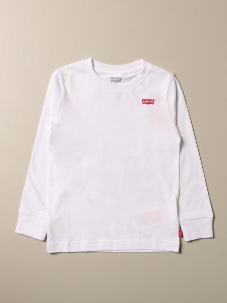 T-shirt Levi's in cotone con big logo posteriore