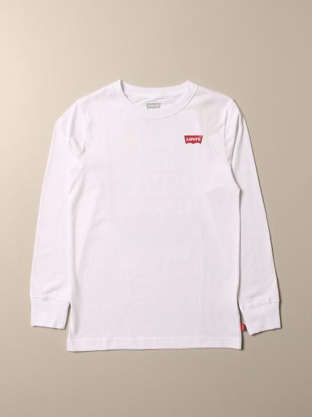 T-shirt Levi's in cotone con stampa posteriore