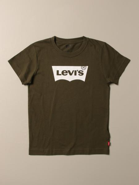 T-shirt Levi's in cotone con logo