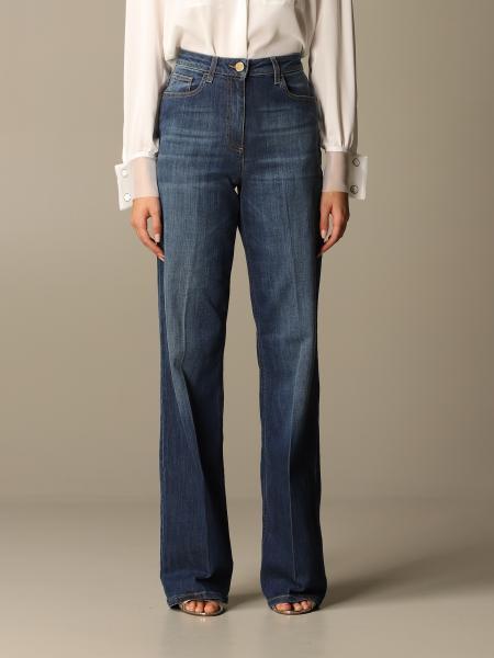 Jeans women Elisabetta Franchi