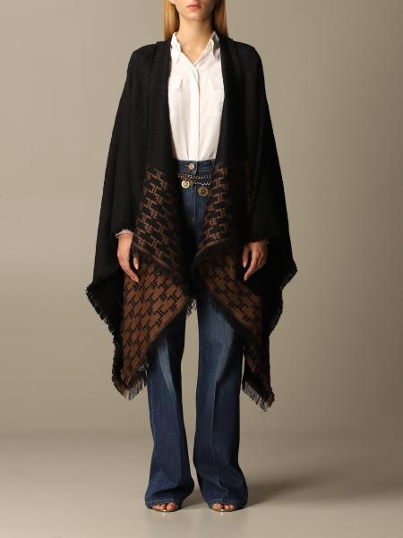 Cloak women Elisabetta Franchi