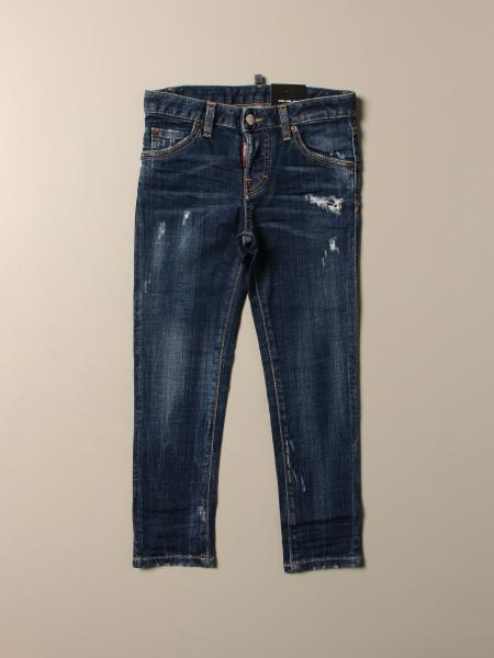 Jeans enfant Dsquared2 Junior