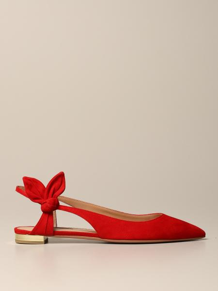Ballerinas damen Aquazzura