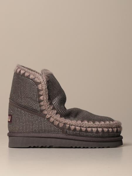 Stivaletto Eskimo 18 Sneakers Mou con paillettes