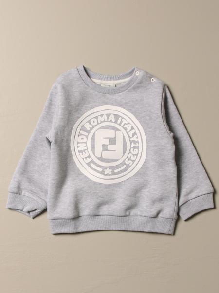 Fendi basic sweatshirt with logo