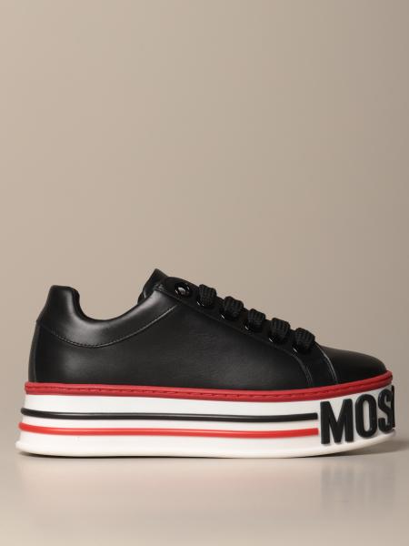 Sneakers women Moschino Couture