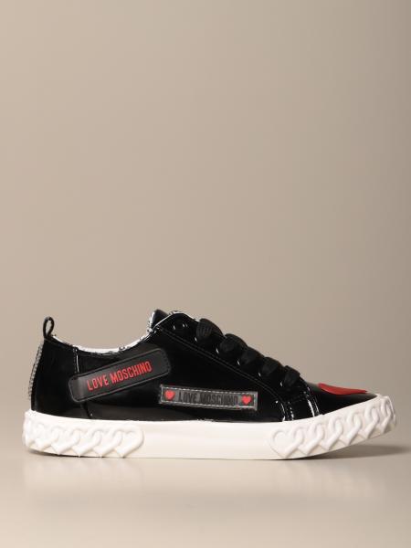 Zapatillas mujer Love Moschino
