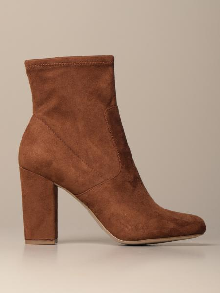Steve Madden ankle boot in synthetic suede