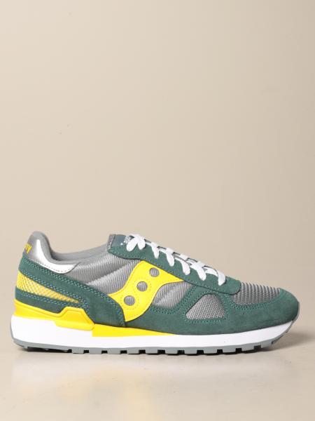 Saucony МУЖСКОЕ: Спортивная обувь Мужское Saucony