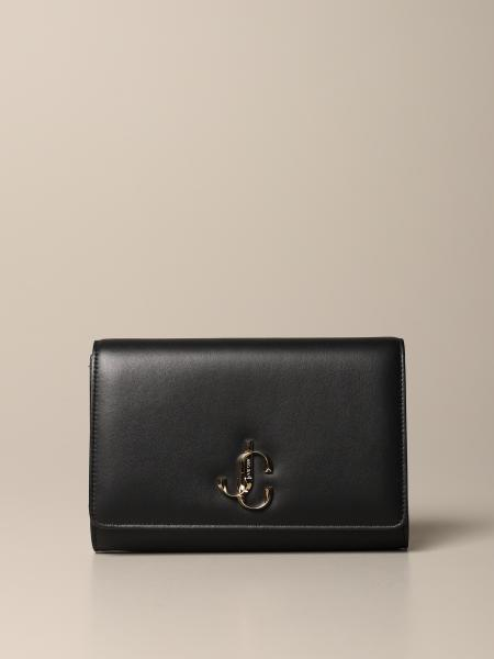 Varenne Jimmy Choo leather bag
