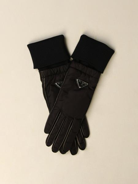 Перчатки Женское Prada