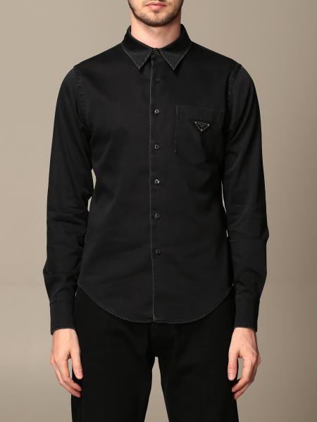 Рубашка Мужское Prada