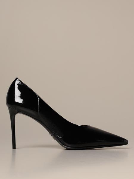 Босоножки на каблуке Женское Prada