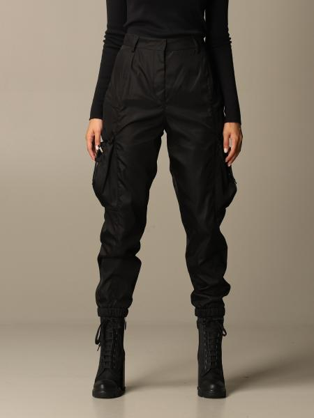 Trousers women Prada