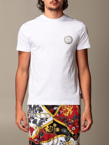 Versace Jeans Couture T-shirt with laminated logo
