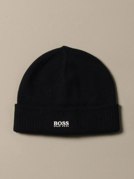Hugo Boss cotton hat with logo