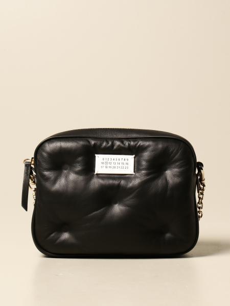 Maison Margiela: Glam Slam padded Maison Margiela shoulder bag