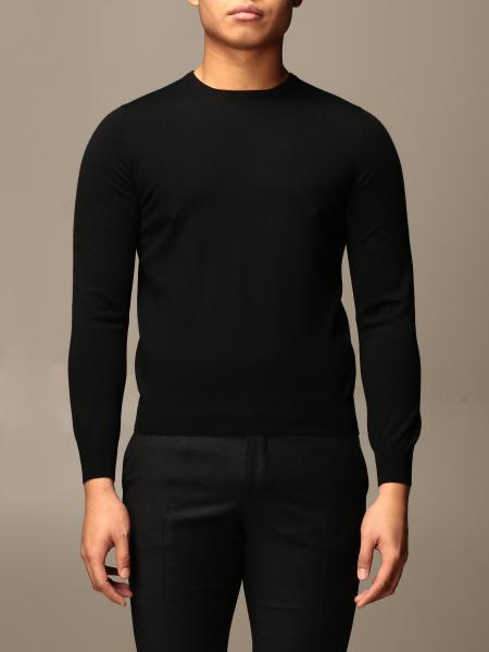 Gran Sasso: Gran Sasso classic crew neck sweater