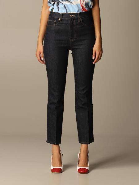 Jeans femme Tory Burch