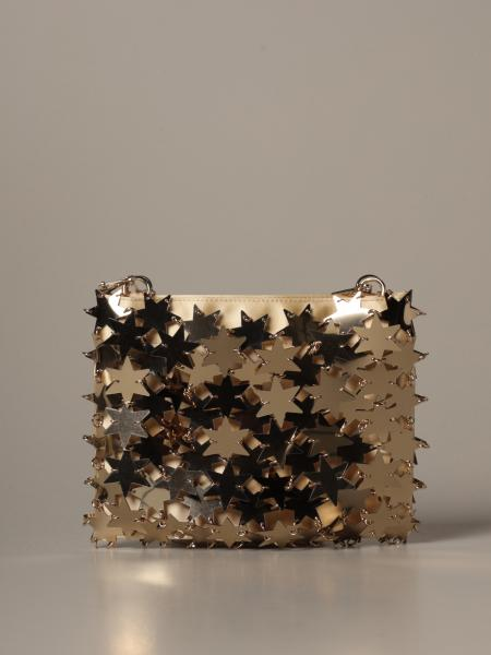 Paco Rabanne: Paco Rabanne bag with stars and shoulder strap 1969