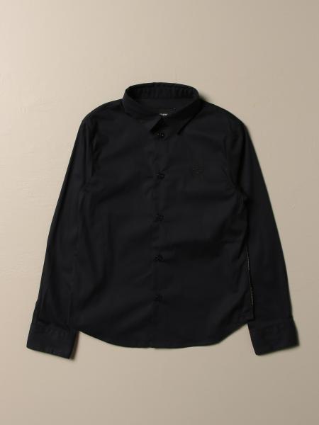 Camicia Emporio Armani in cotone