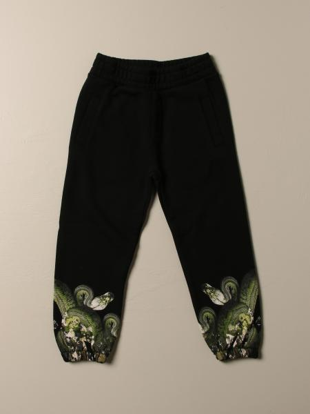 Marcelo Burlon jogging trousers with snakes