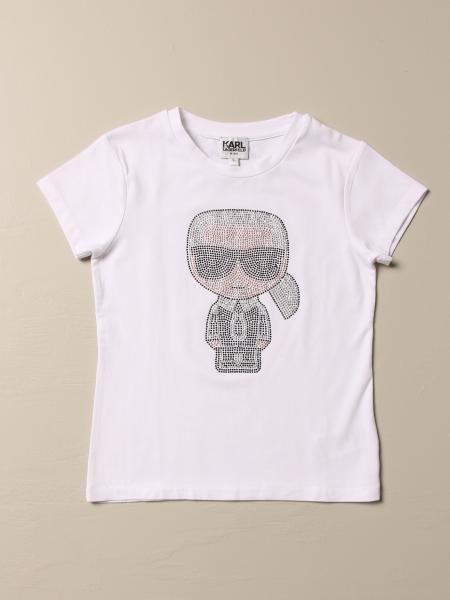 T-shirt kids Karl Lagerfeld