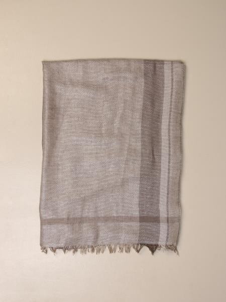Fabiana Filippi scarf in virgin wool blend