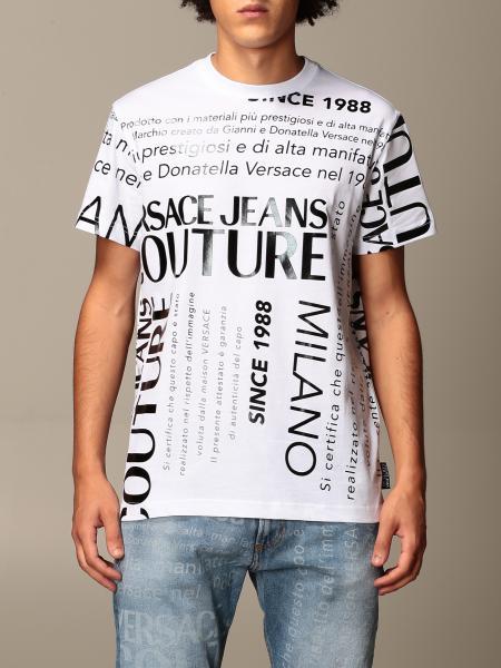 Футболка Мужское Versace Jeans Couture