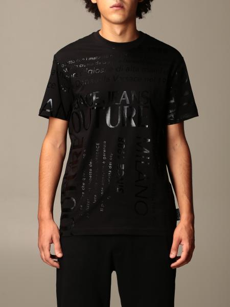 Versace Jeans Couture T-shirt with all over logo