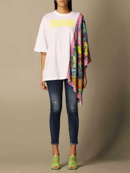 Versace Jeans Couture T-shirt with foulard