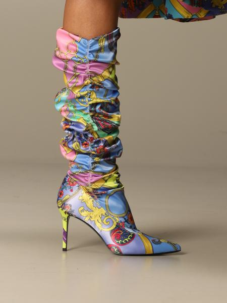 Botas mujer Versace Jeans Couture