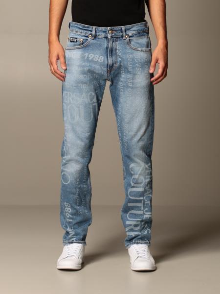 Джинсы Мужское Versace Jeans Couture