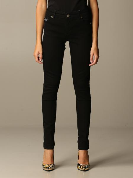 裤子 女士 Versace Jeans Couture