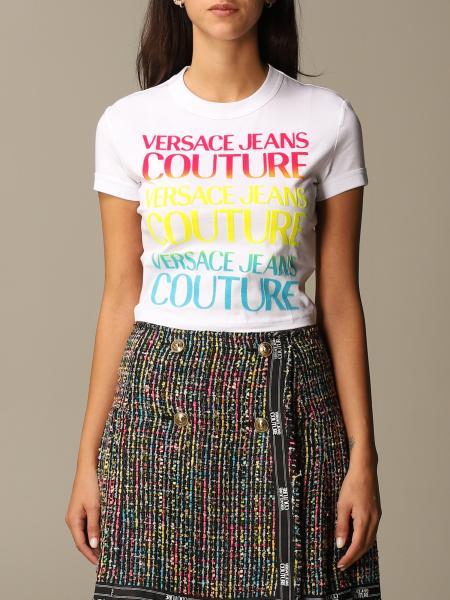 T-shirt femme Versace Jeans Couture