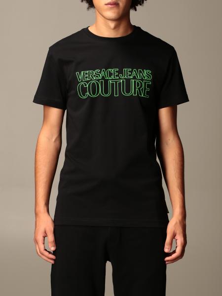 T-shirt Versace Jeans Couture con logo