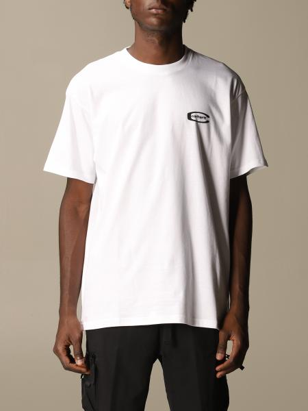Carhartt T-shirt with big print on the back
