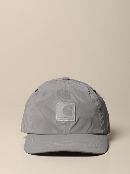 Carhartt baseball cap in reflective fabric