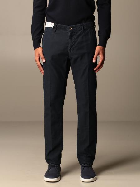 Incotex: Pantalone Incotex casual a vita regolare