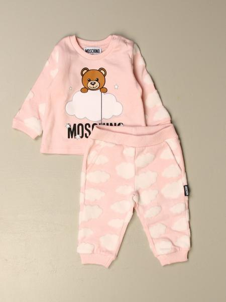 Sweater + trousers set Moschino Baby