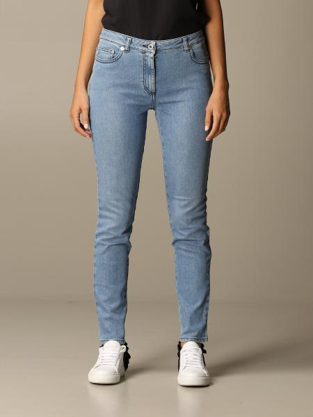 Jeans damen Moschino Couture