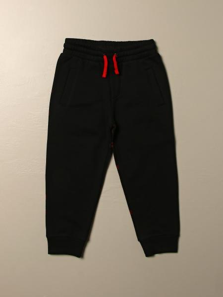 Marcelo Burlon jogging trousers with back prints