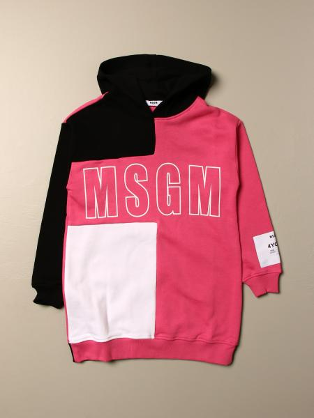 Robe enfant Msgm Kids